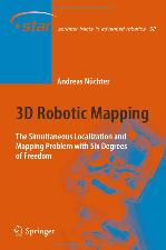 3D ROBOTIC MAPPING BOOK