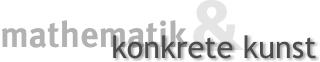 Mathematik und Konkrete Kunst : www.dmuw.de