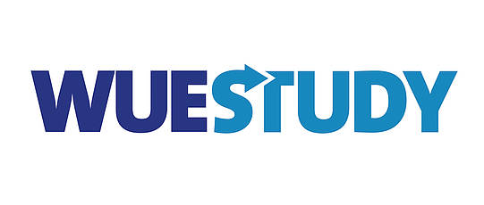 [Translate to Englisch:] Logo WueStudy