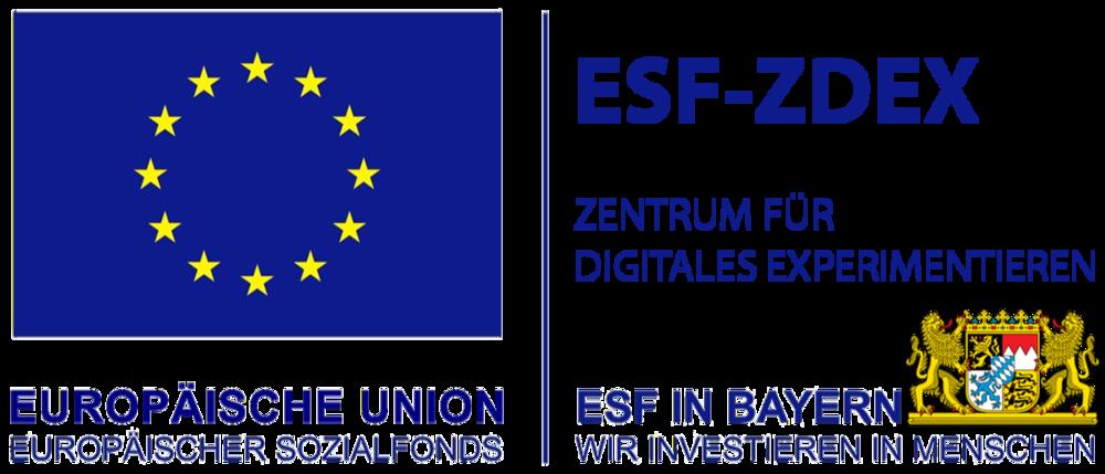 ESF ZDEX Logo