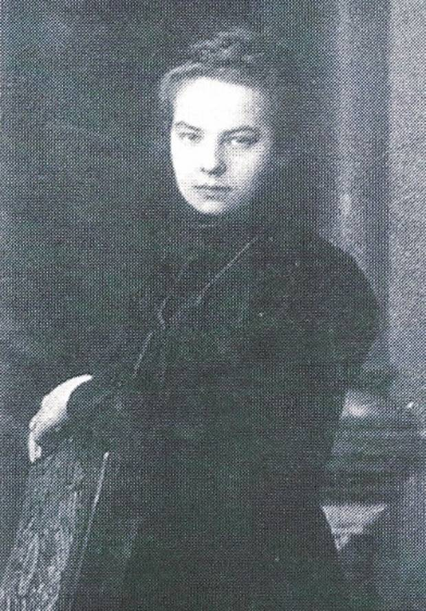 Portrait of Klara Oppenheimer
