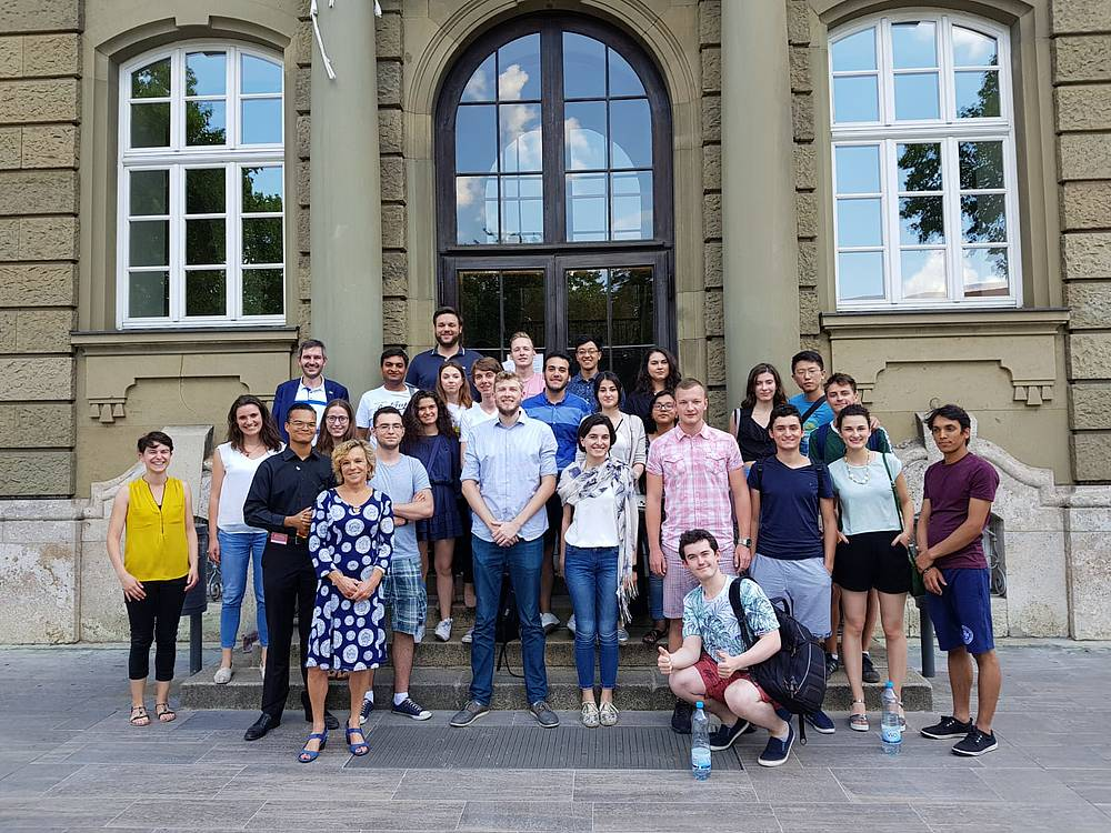 Summer School German Politics - Class of 2018
