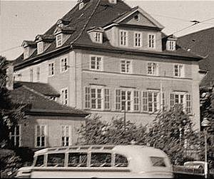 Picture of the Psychological Institute Jena