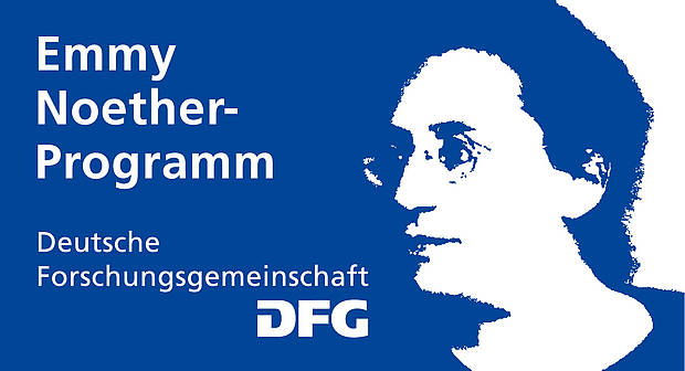 [Translate to Englisch:] Logo Emmy-Noether-Programm