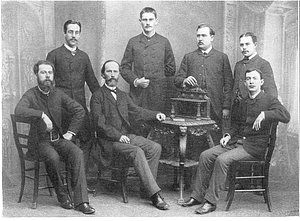 Arrhenius and other scholars