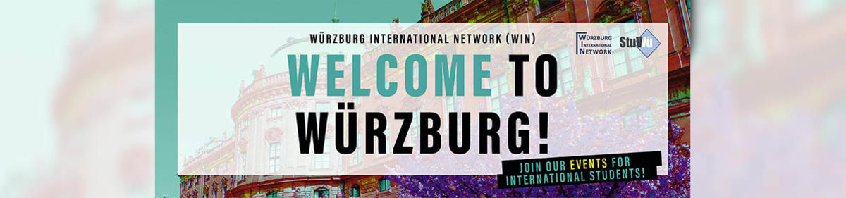 Würzburg International Network Header