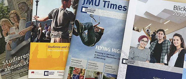 Magazines of the JMU